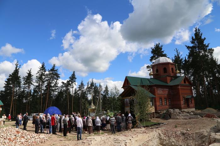 районе фото шиханский монастырь никольском в